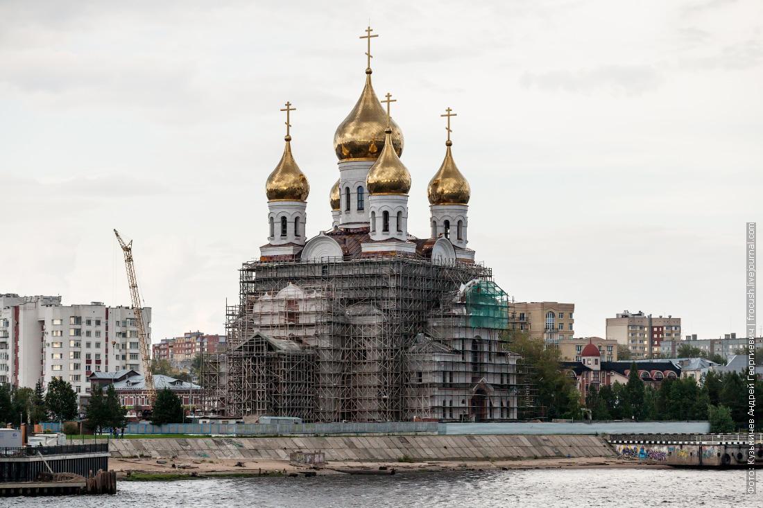 город архангельск достопримечательности фото