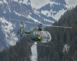 Полеты в Альпах