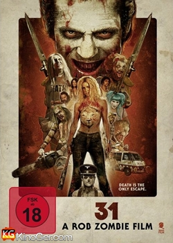 31 - A Rob Zombie Film [Uncut] (2016)