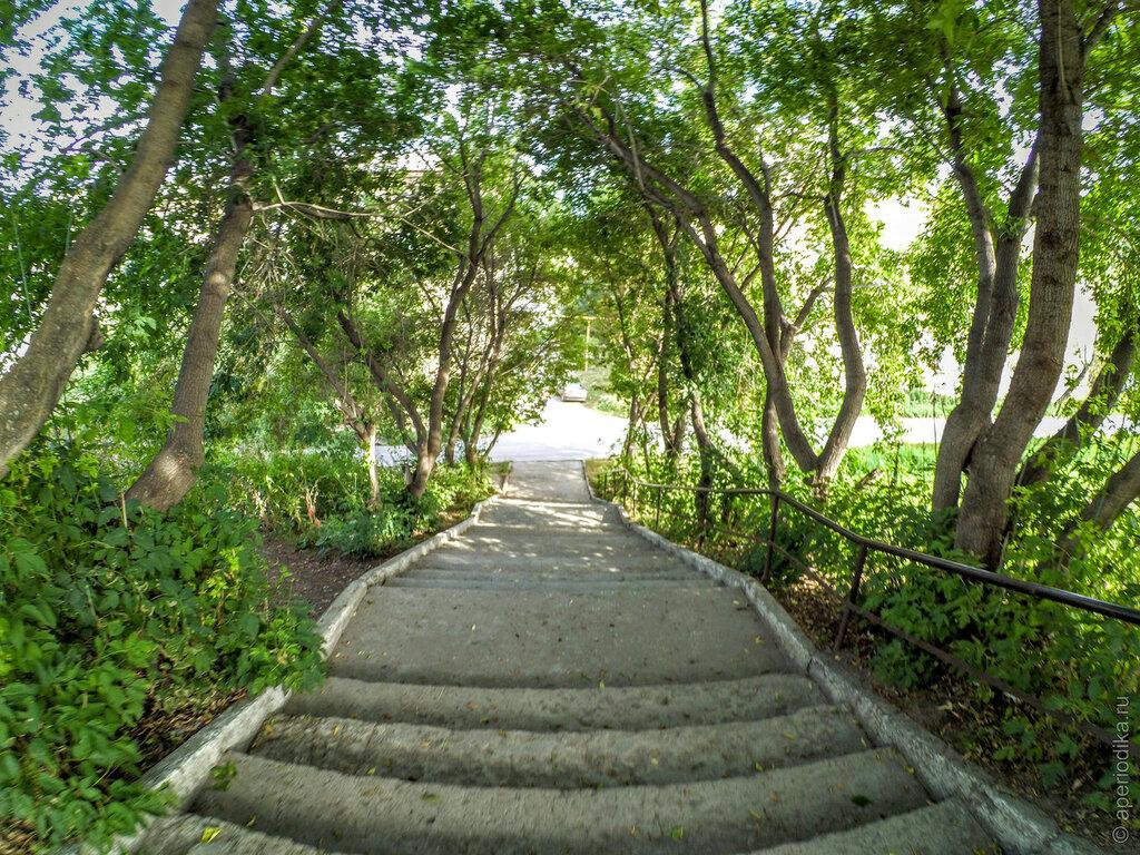 Прогулки по зеленому Златоусту