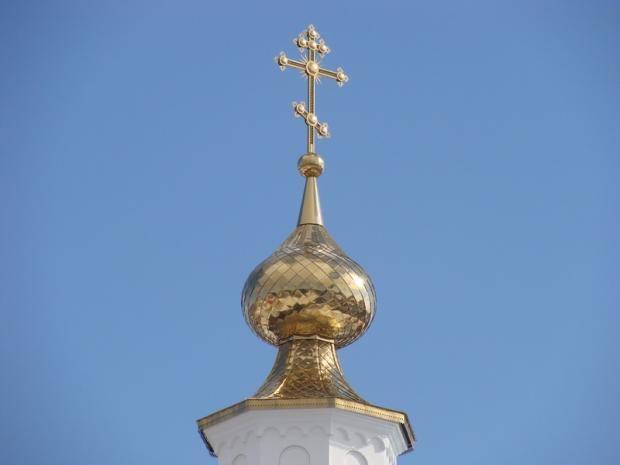 На Киевщине воры украли иконы из часовни