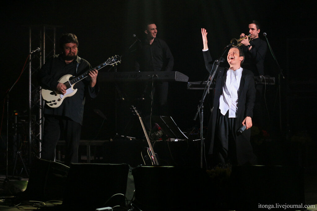 Сурганова и Оркестр, Светлана Сурганова