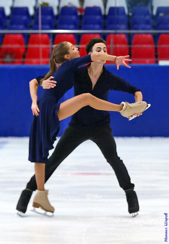 Анастасия Шпилевая - Григорий Смирнов/ танцы на льду - Страница 6 0_15e909_373acfe5_XL