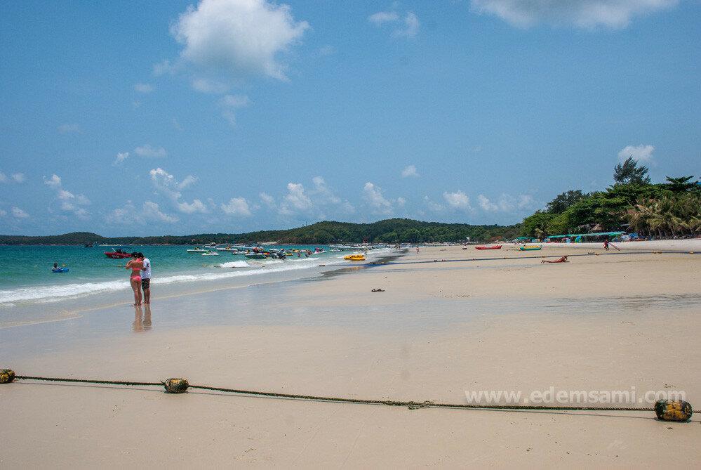 остров Самет пляж Сай Кэо