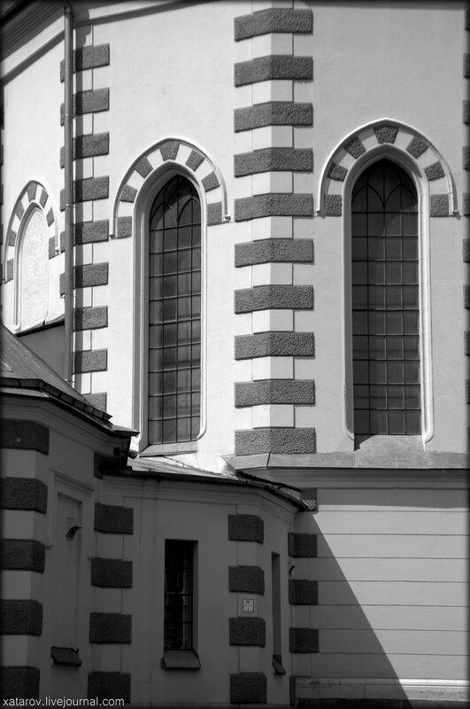 Кафедральный собор Святых Петра и Павла в Москве