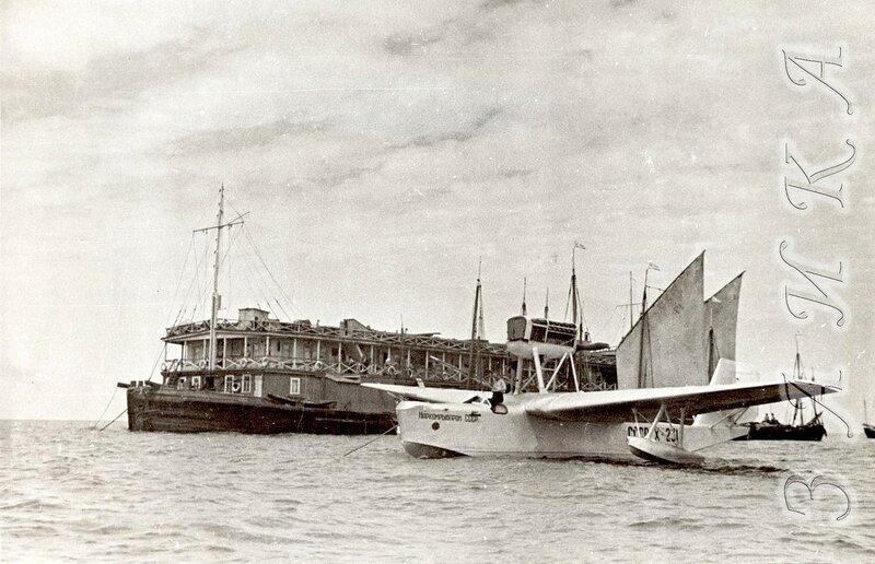 Х-231 МП-1 август 1939 у плавучего рыбзавода № 3 копия.jpg