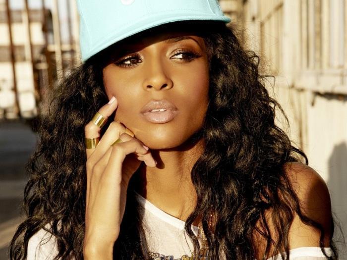 13. Сиара (Ciara) Американская певица, автор песен, продюсер, танцовщица, актриса, модель, режиссёр