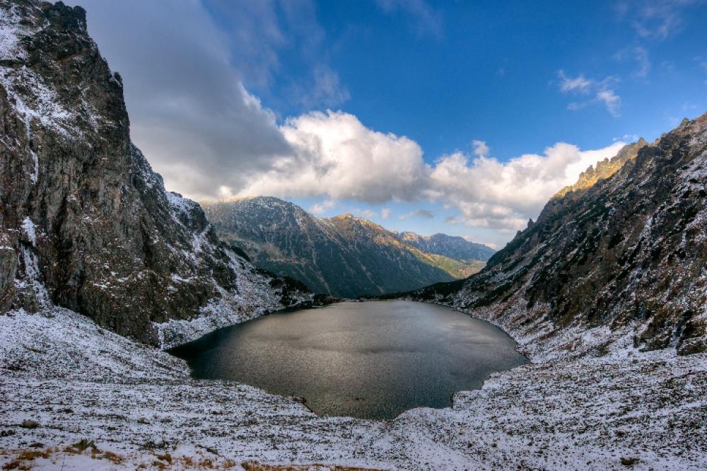 © KopoPhoto/depositphotos  Единственный вПольше высокогорный парк, созданный для охраны уника