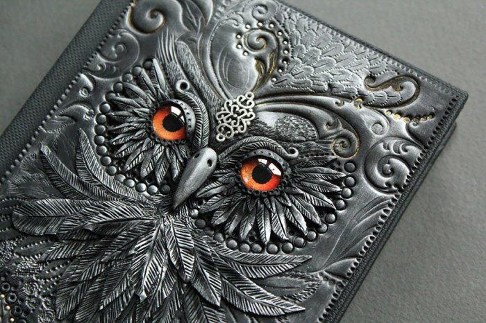 Великолепные блокноты от Анико Колесниковой