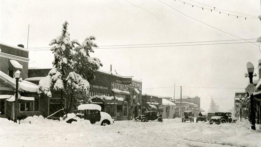 9. Гора Шаста, США 1959 — 480 сантиметров снега Если оценивать по количеству выпавшего снега, то это