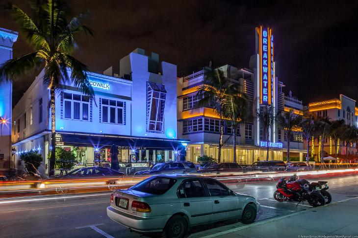 2. В большинстве своем шикарные отели, многоквартирные дома, рестораны и бутики: