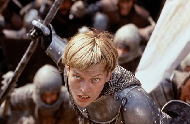 XV век, Франция, Столетняя война. Реалистичная и пугающая обстановка батальных сцен, потрясающая глу