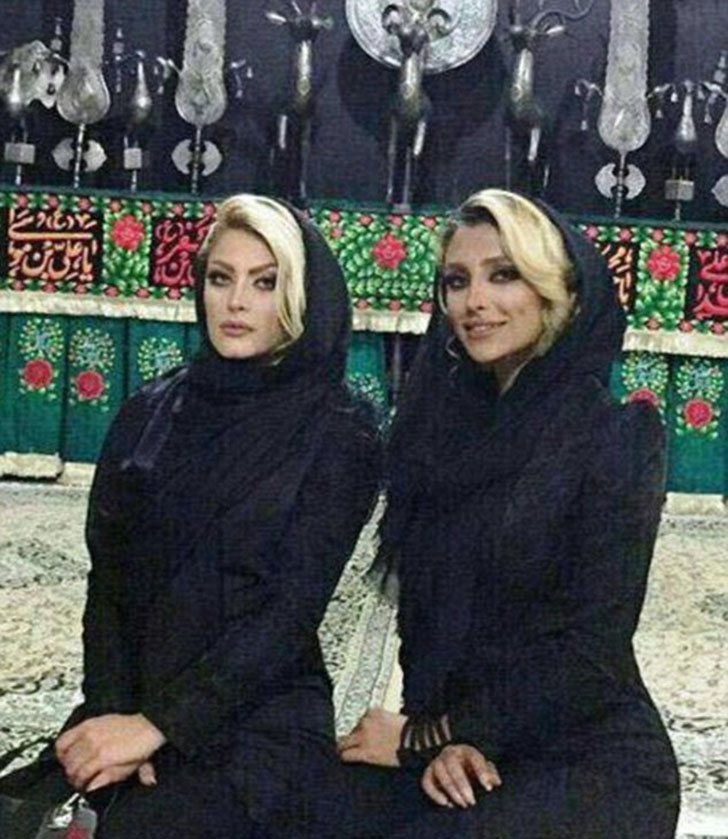 Эльхам Араб (справа) Аресты были проведены в рамках операции с подставными лицами под кодовым назван