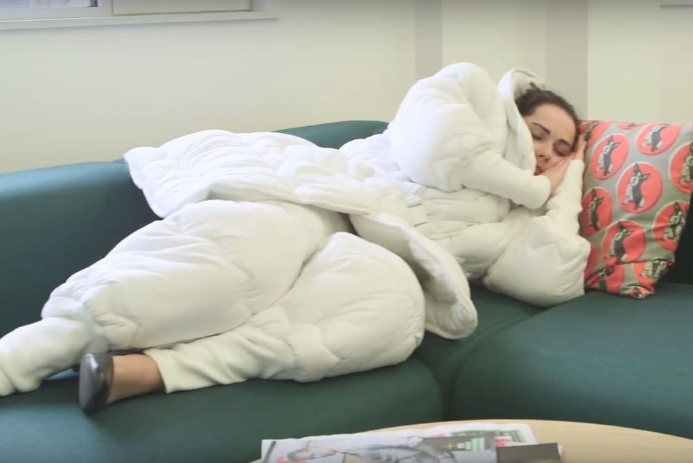 Благодаря его новшеству под названием Suvet дефицит сна можно восполнить в любое время и в любом мес