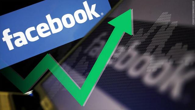 Прибыль социальная сеть Facebook сянваря помарт подросла втрое