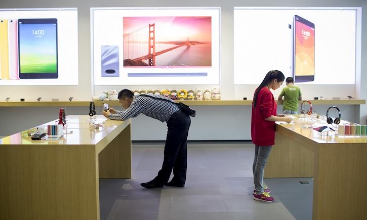 Xiaomi открывает свой 1-ый официальный магазин в РФ
