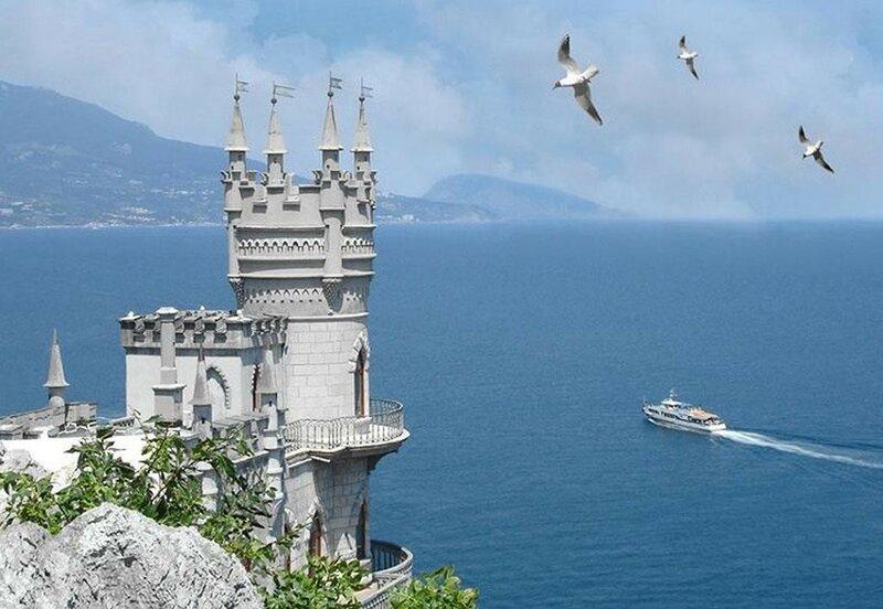 Крим (півострів на півдні України)