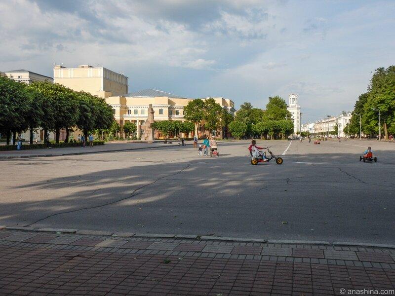Площадь Ленина, Смоленск