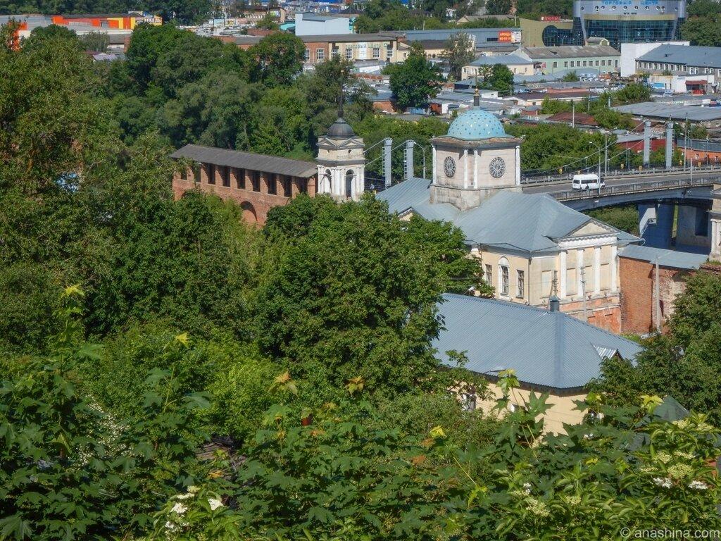 Смоленск, Церковь Смоленской иконы Божией Матери (Днепровские ворота)