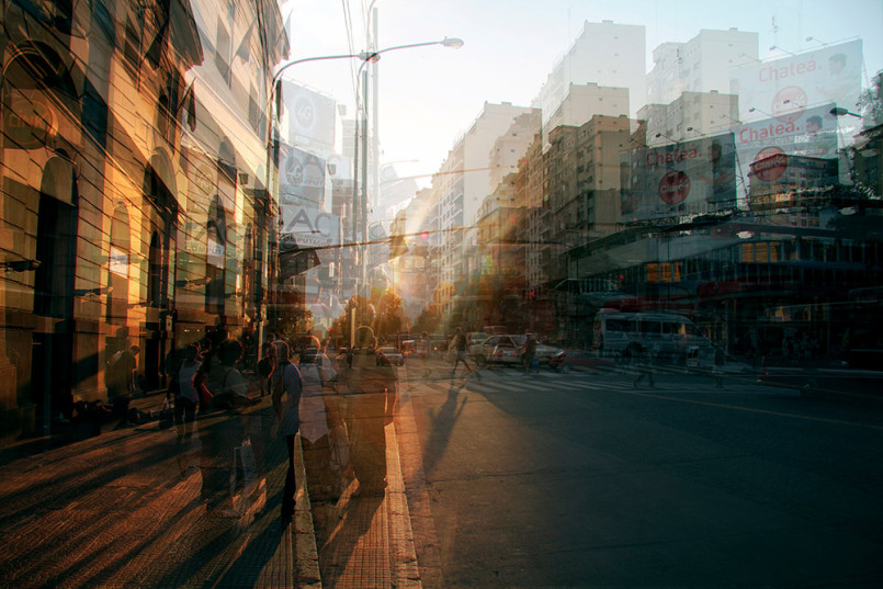Urban Melodies: Photography Series by Alessio Trerotoli