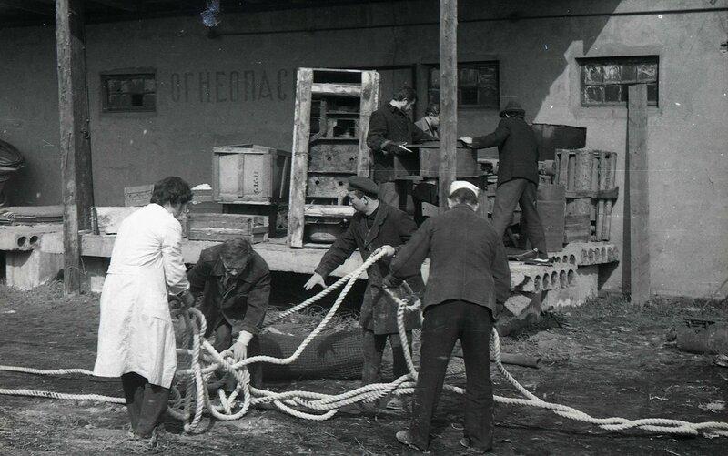 Субботники. 1973-1975 гг.