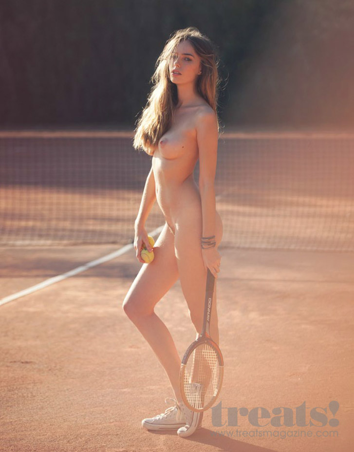 голая Антея Пейдж / Anthea Page by David Bellemere in Treats Magazine fall 2012