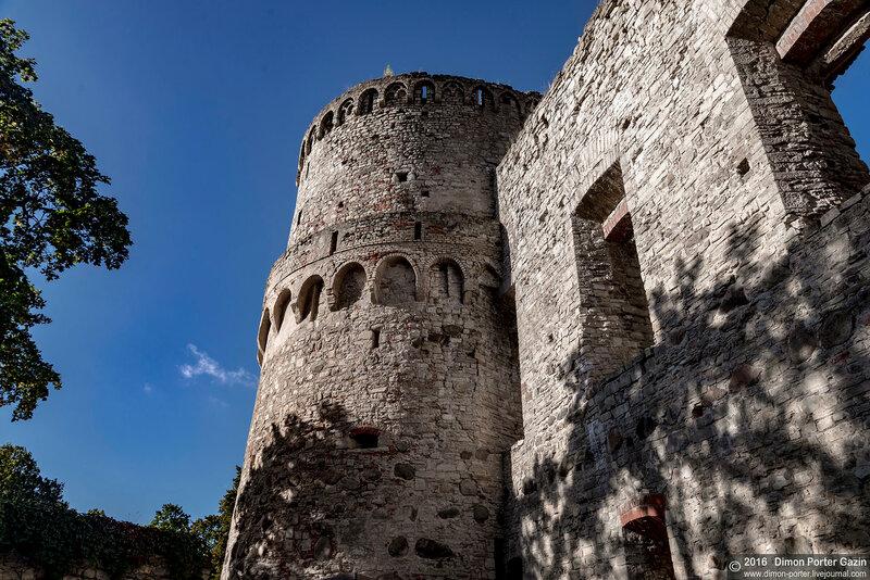 Цесис. Орденский замок
