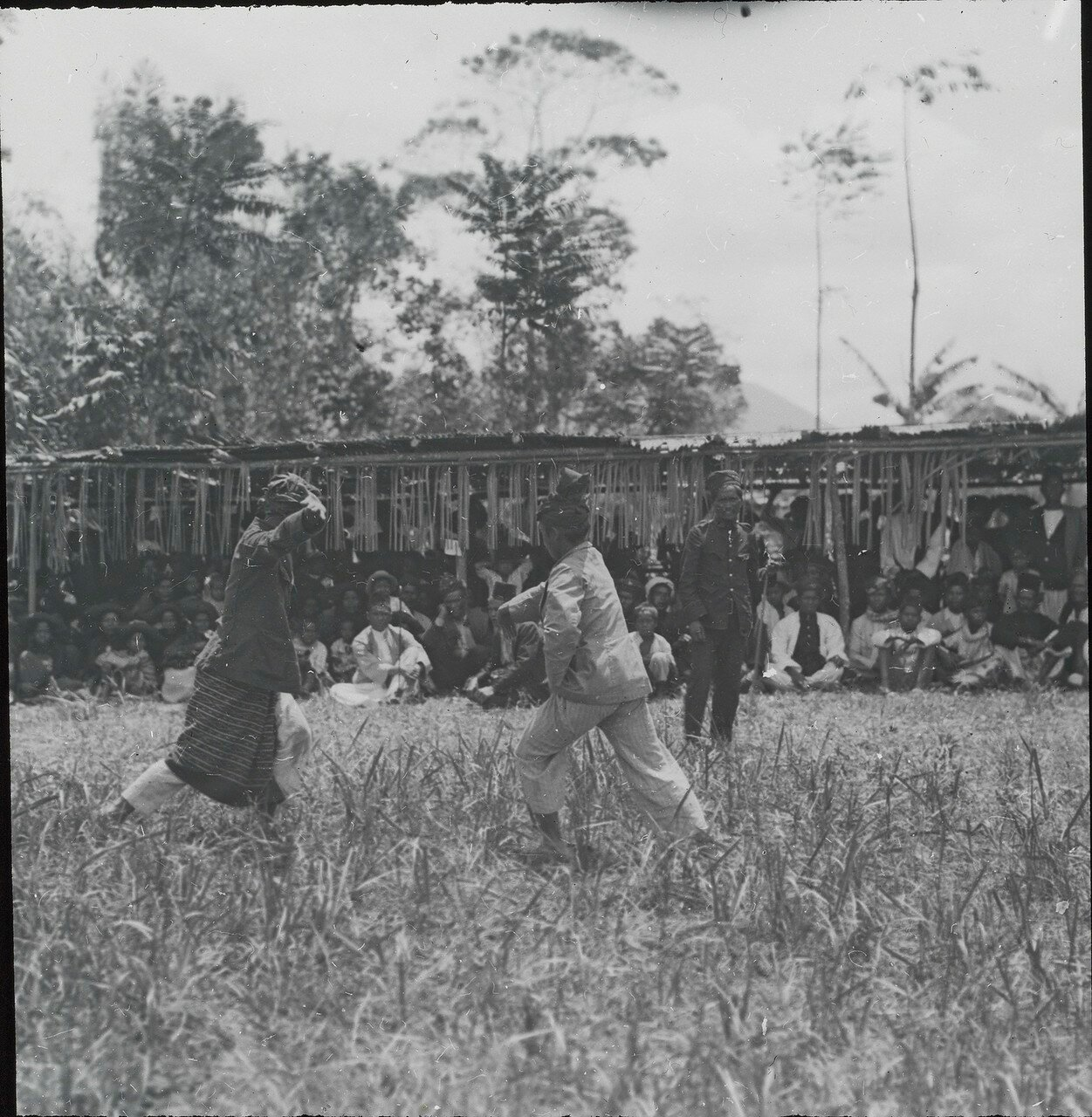 Ритуальные танцы народности каро