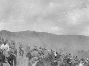 Киргизская верховая езда