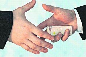 Уровень коррупции в Молдове ниже чем в России и Украине