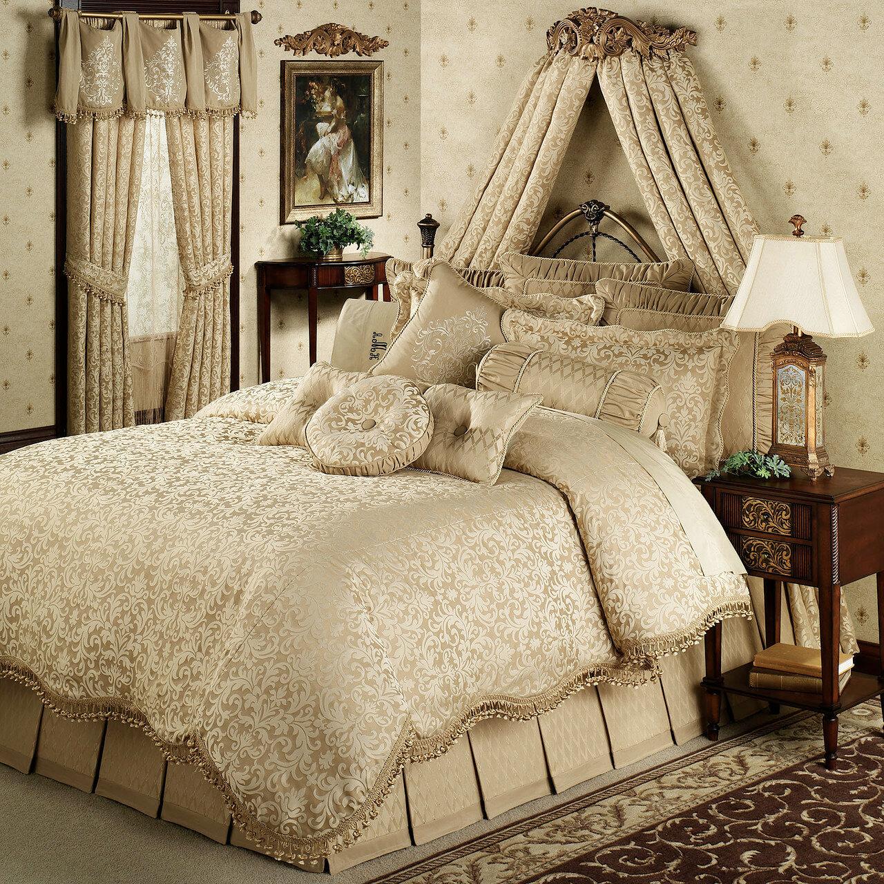 выкройки ламбрекена для спальни игостинной