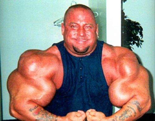 Самые большие женские мускулы фото фото 674-904