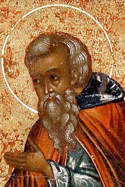 Святой Преподобный Марон, пустынник Сирийский.
