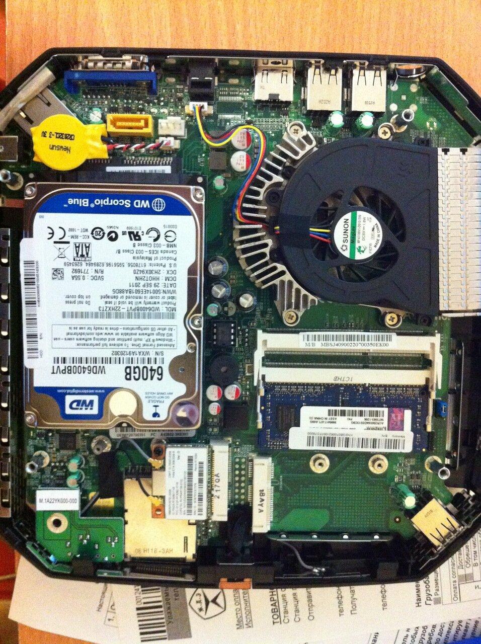 Acer Aspire Revo RL100