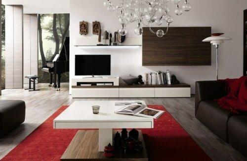 Деревянная мебель в стиле минимализм