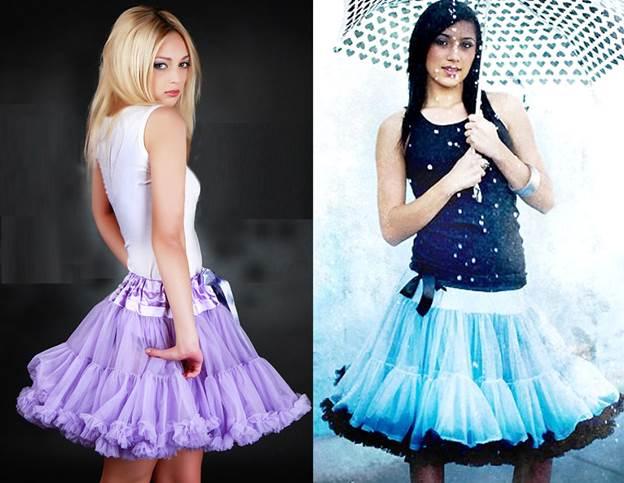 Интересные факты о юбках-американках