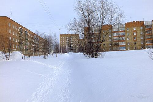 Фотография Инты №7494  Дзержинского 25, 23 и 21а 18.02.2015_14:48