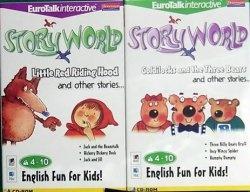 Книга EuroTalk. Story World