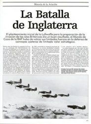Журнал Enciclopedia ilustrada de la Aviacion 21