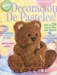 Decoracion de Pasteles - Anuario Wilton 2001