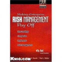 Книга Making Enterprise Risk Management Pay Off: How Leading Companies Implement Risk Management