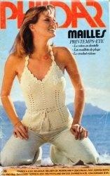 Журнал Phildar Mailles printemps – ete №36