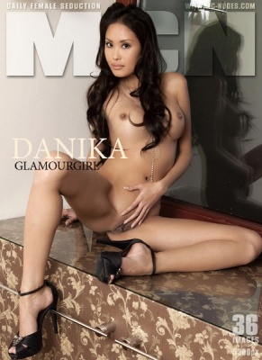 Журнал Журнал MC-Nudes (2009): Danika - Clamour Girl