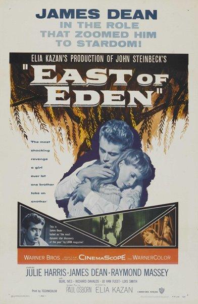 К востоку от рая / East of Eden (1955/HDRip)