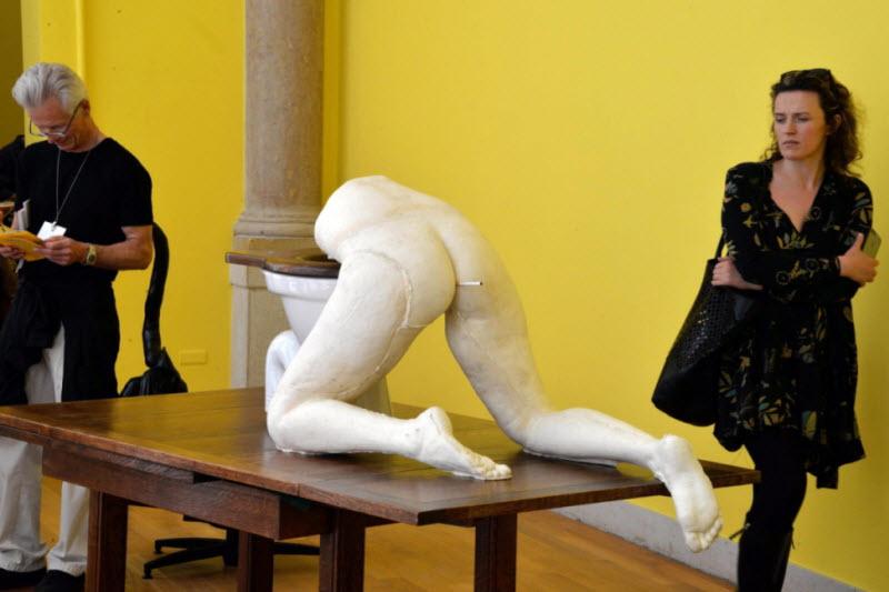 Беспощадное современное искусство