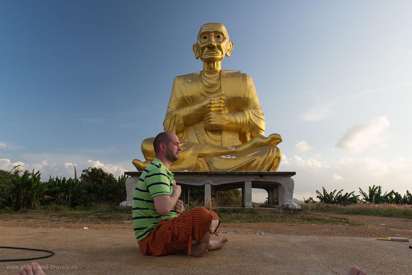 Фото 16. На закате дня. Поездка из Кхао Сам Рой Йот, что недалеко от Хуахина, в Чумпхон. Отзывы о путешествии по Таиланду самостоятельно (320, 24, 7.1, 1/250)