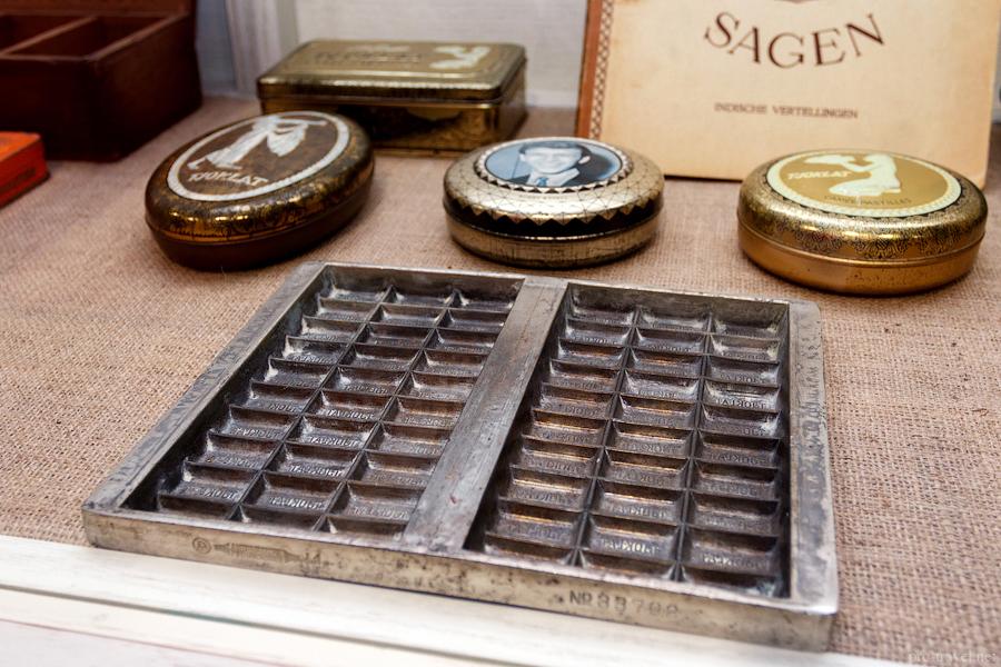 Шоколад в Голландии
