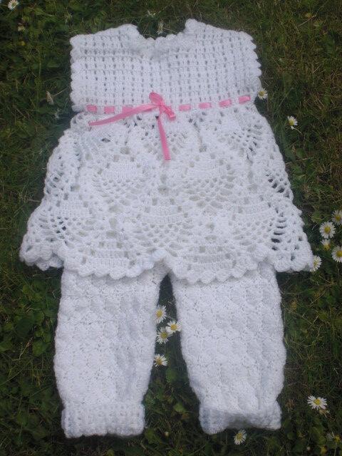 Одежда для новорожденных связать своими руками