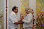 31 июля 2015 года - награждение тружеников Минского отделения Бел.ж.д. к Дню железнодорожника - Молодечно