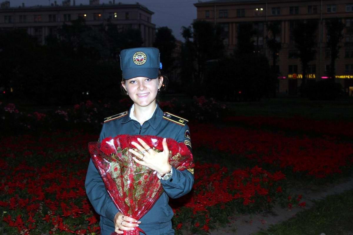 Любую беду руками разведу: Лица девушек из МЧС России (55)